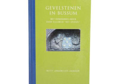Boek 'Gevelstenen'